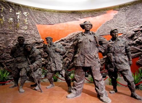 《极速时时彩技巧》_贵州习水:将四渡赤水纪念馆等红色资源打造成
