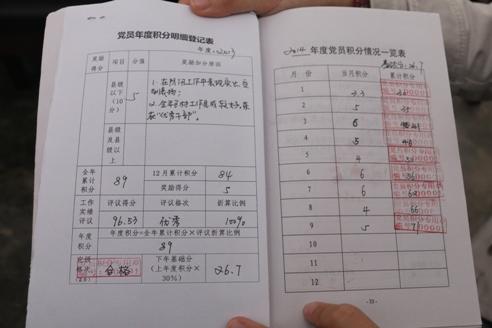 陕西洛川:万名党员不分8小时内外 服务群众挣
