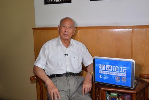 林上元回忆黄埔军校生活:学生要能吃苦、懂礼仪、守纪律
