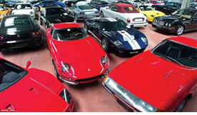 430辆名贵跑车拍卖