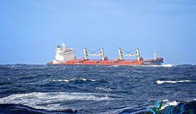 记者随南海舰队远海训练编队出海