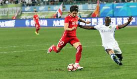 中超-耶拉维奇2球 贵州2-1权健