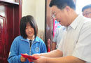 16岁河北女孩宁洁领到社保卡!这标志着,全国统一标准的社保卡持卡人数已超过10亿![阅读]