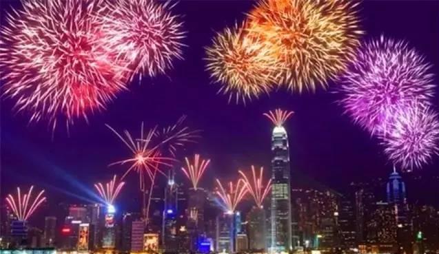 """献礼回归20年 香港将打造3D烟花""""银幕"""""""
