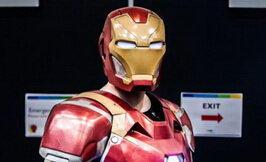 来自Coser的大礼 玩家DIY钢铁侠盔甲
