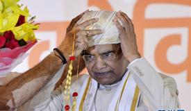 考文德當選印度新一任總統