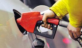 油价年内第五次上调 加满一箱油多花3元