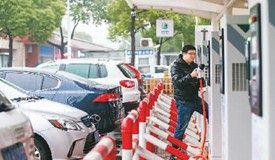 """中国新能源汽车的""""逆袭之路"""""""