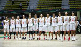 女篮亚洲杯 中国102-63大胜中国台北