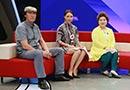 """""""吉祥三宝""""布仁巴雅尔、乌日娜、英格玛为内蒙古自治区成立70周年送祝福。[阅读]"""