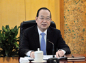 11月29日上午,人民日报社社长杨振武会见了韩国新任驻华大使卢英敏。[阅读]