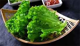 生吃生菜 小心大肠杆菌中毒