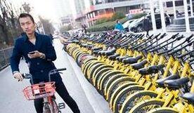 """在华留学生乐享""""中国年"""" 点赞共享单车"""