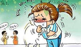 感冒后长期咳嗽警惕哮喘