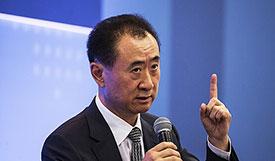 王健林坦陈:万达基本扭转局面