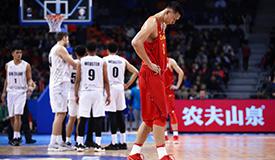世预赛-易建联空砍37分 男篮不敌新西兰