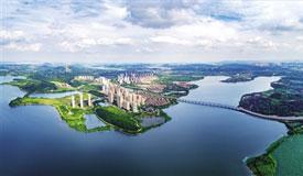 武汉东湖高新区打造高效生态经济示范区