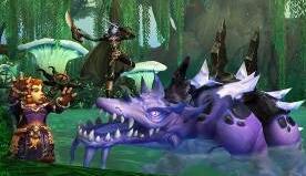 《魔獸世界》8.0海島探險玩法前瞻