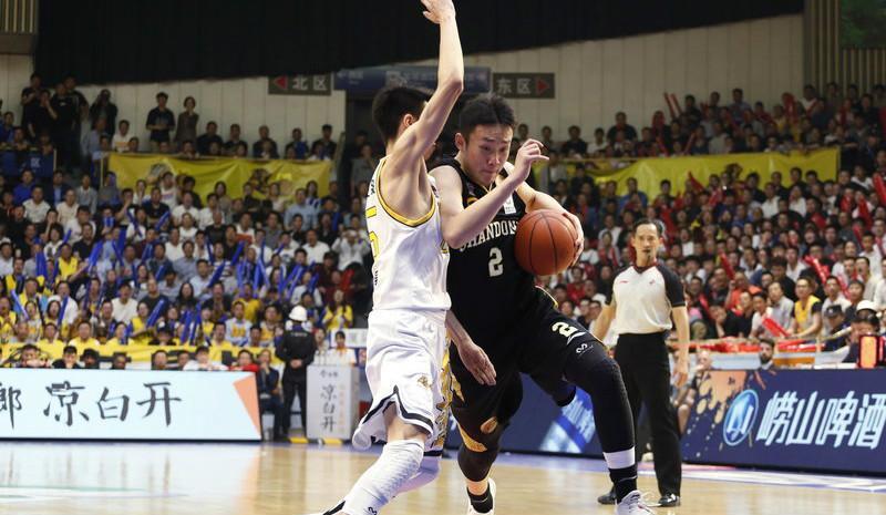 CBA-福特森31+13 廣廈勝山東總比分3-3