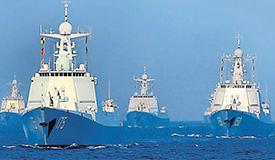 专家解读我航母舰载机战斗起飞:正向战术训练转型