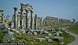 与天堂齐名!文明古国叙利亚昔日风景