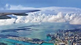 全球最美机场――盘旋在山海之间的云上