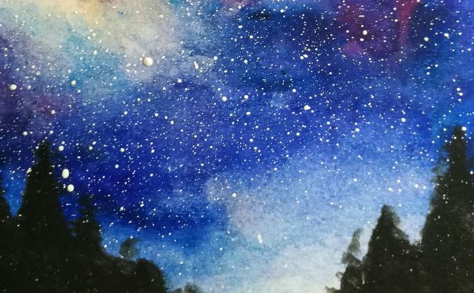 茫茫宇宙,可还有像我这样的星?