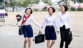 中国摄影师镜头下的朝鲜生活