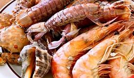 教你几招吃海鲜