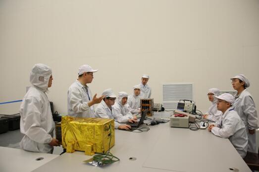 陕西发布卫星星座计划 将拥有自己的星座