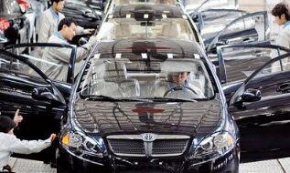 """全球汽车市场将迎大""""洗牌""""?"""
