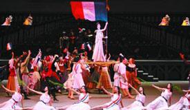 """莫斯科大剧院芭蕾舞团回归 献上名作""""海盗"""""""