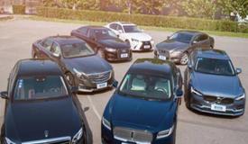 七款C级豪华轿车舒适表现对比