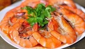 肉嫩味美易消化皮紧体弯是鲜虾