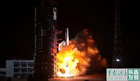首次发射CZ-4C火箭,西昌发射场干了这些事