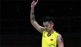 汤姆斯杯羽毛球小组赛 中国男队轻取法国