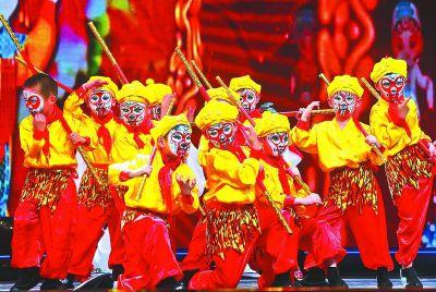 武汉:戏曲进校园