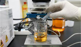 我国成功研发治污新材料 光照可改善水质