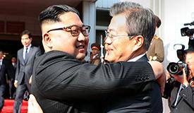 朝韩领导人再次举行会晤