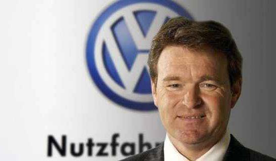 大众提名销售总监Bram Schot为奥迪临时CEO