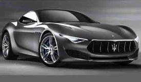 玛莎拉蒂将投产中型轿车 与宝马5系同级别