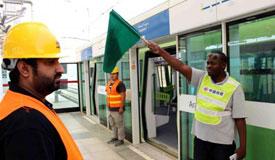 中国铁建再获沙特麦加轻轨运营合同