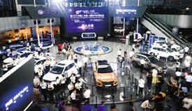 跨國車企分享中國發展紅利