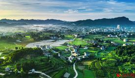 贵州绥阳东山美丽乡村