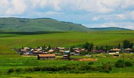 内蒙古最北小镇室韦