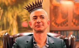 亚马逊上市21年股价涨超千倍!