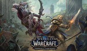 《魔兽世界》8.0满级玩家诞生