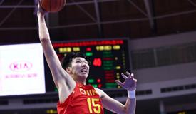 斯杯:中国男篮红队77-72胜突尼斯队