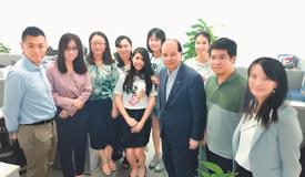 过去3年,近2000名港生赴粤实习
