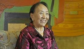 才旦卓玛:扎根西藏五十年 一生爱唱这支歌